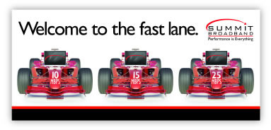 Welcome to the Fast Lane